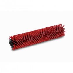 Rullo spazzola medio rosso