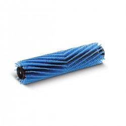 Rullo spazzola morbido blu 300 mm