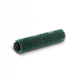 Rullo spazzola duro verde 450 mm
