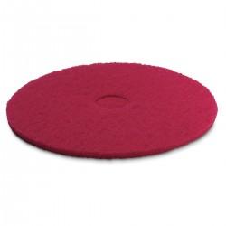 Pad medio morbido rosso 407 mm