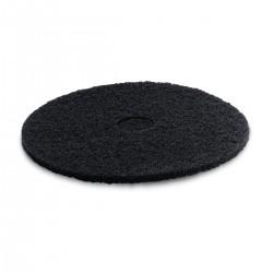 Pad duro nero 407 mm