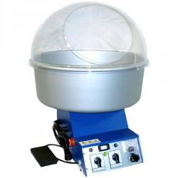 Macchina per zuccherio filato Mod. Elettronico Blu
