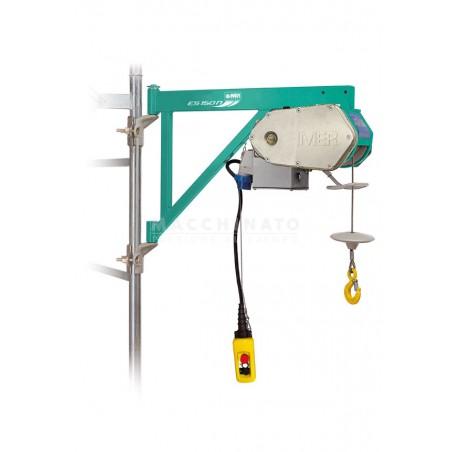 Elettrocarrucola a bandiera da 150 kg Es 150 N