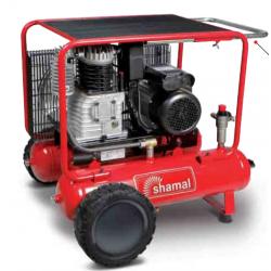 Elettrocompressore Shamal K17/17+17 CM3