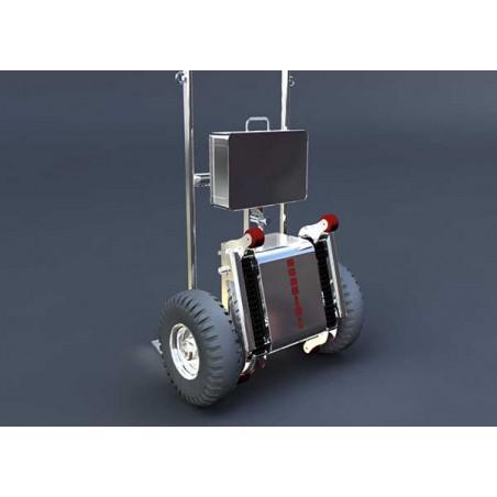 Carrello saliscale a batteria BUDDY 160 kg