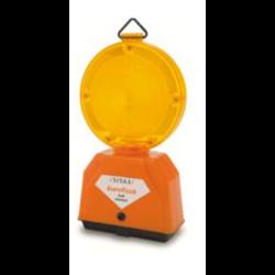 Lampeggiatore stradale Euroflash Giallo lampeggiante (confezione 12 pz)