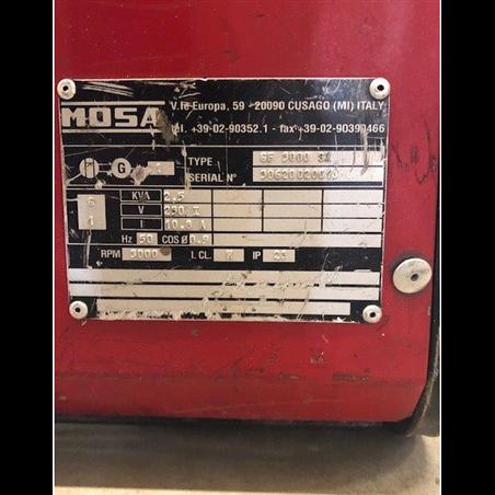 Generatore Mosa GE 3000 SX