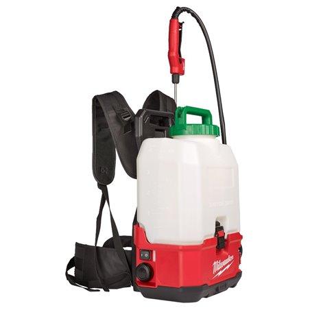 Serbatoio per prodotti chimici per pompa a batteria