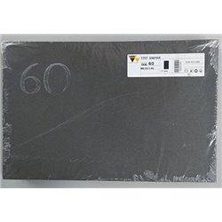 Carta abrasiva bifacciale 300x460 Gr. 60 per Planfix PRO55 conf. da 10 pz