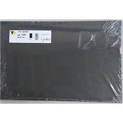Carta abrasiva bifacciale 300x460 Gr. 120 per Planfix PRO55 conf. da 10 pz