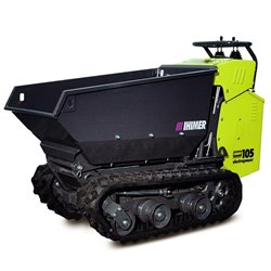Motocarriola Katoimer Mod. Carry 105 Electric con cassone dumper