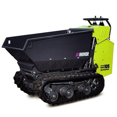 Motocarriola Katoimer Mod. Carry 105 Electric con cassone dumper