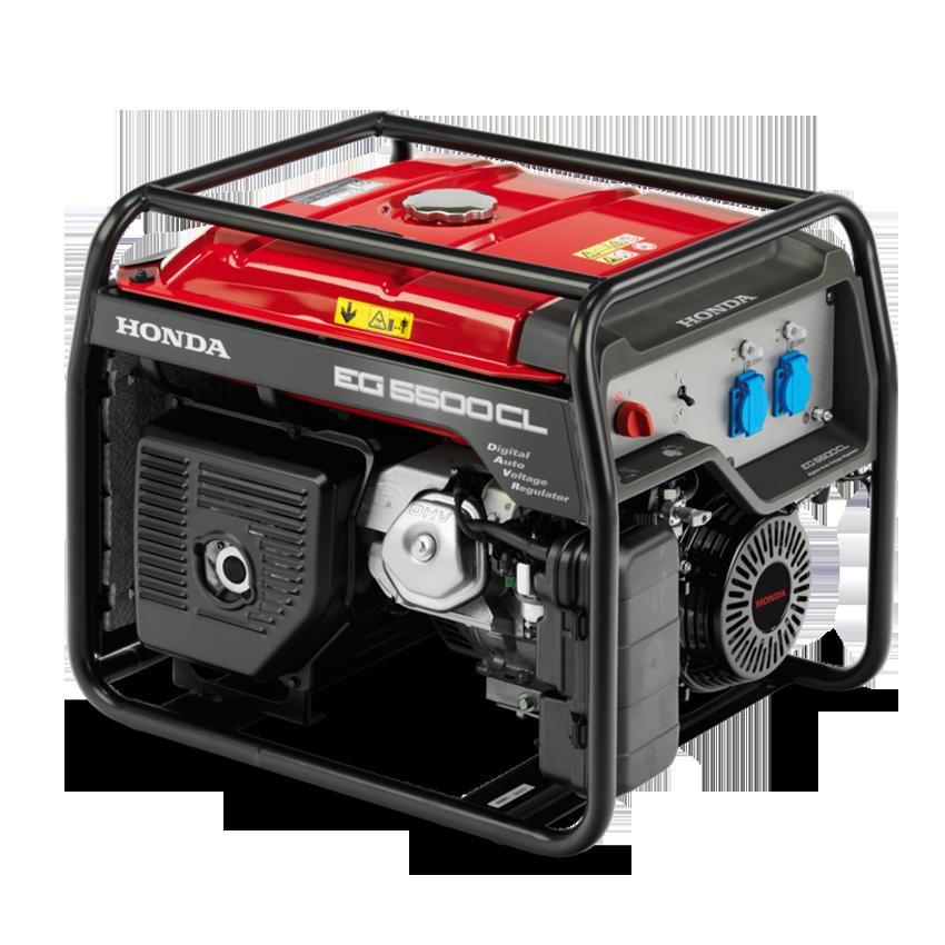 Generatore Honda EG 5500 CL IT