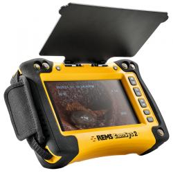 Sistema d' ispezione con telecamera Rems CAM SYS 2