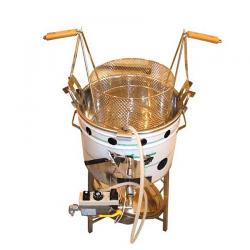 Macchina cuocicastagne/friggitrice Castafrit 2 in 1