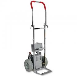 Carrello saliscale a batteria BUDDY 120 kg