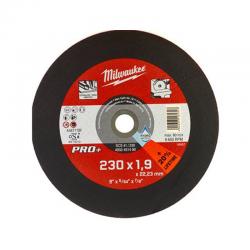 Disco da taglio acciaio PRO+ diam. 230 mm