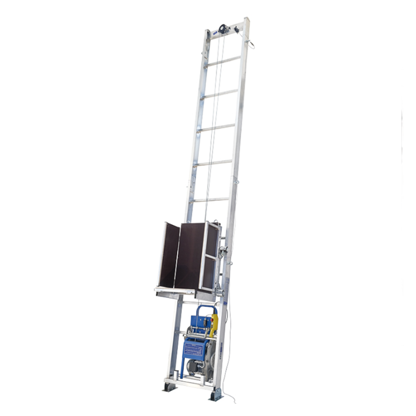 Sollevatore materiali a scala STP Scale Lift 2000