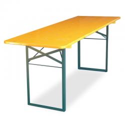 Tavolo sagra 220 x 67 cm