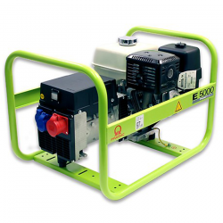Generatore Pramac E5000 trifase