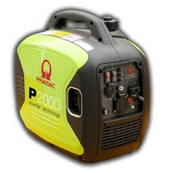 Generatore inverter Pramac P2000i silenziato a benzina