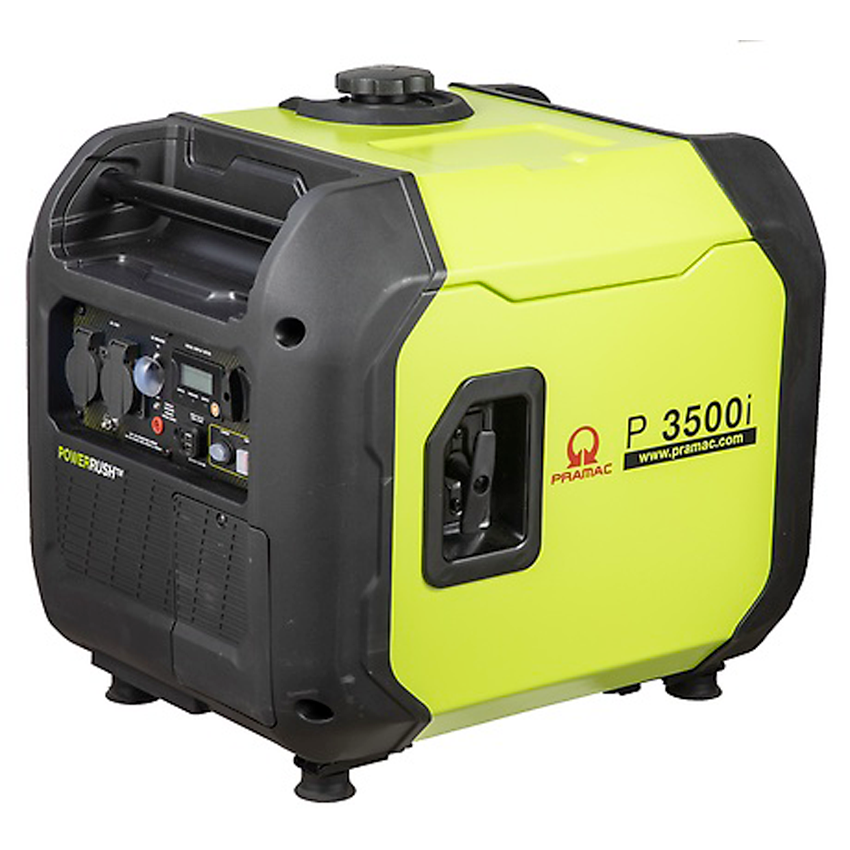 Generatore inverter Pramac P3500i silenziato