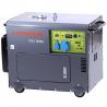 Generatore Pramac PMD 5000s con quadro intervento automatico ATS