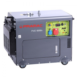 Generatore Pramac PMD 5050s