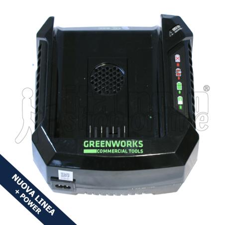 Caricabatteria rapido Greenworks