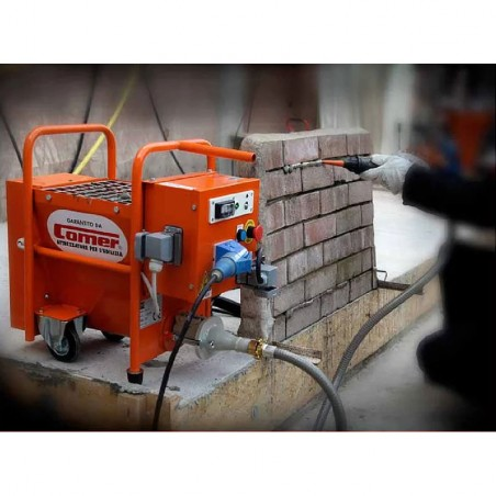 Stuccatrice elettrica Comer SF55