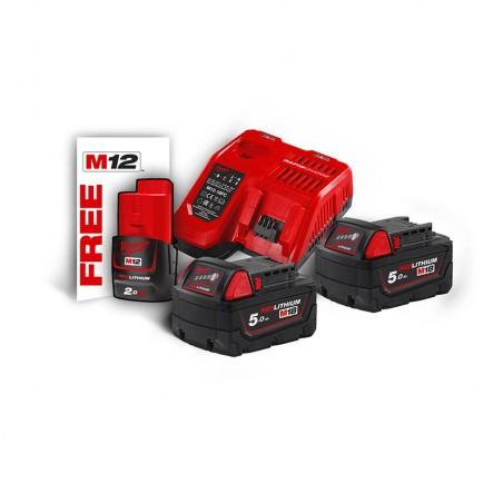 Energy kit Milwaukee M18 NRG-502