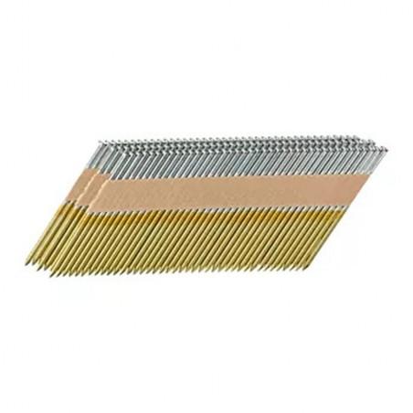 Chiodi per chiodatrice Milwaukee 21° M18 FUEL™ 75 mm zincati