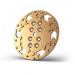 Disco PCD oro per rimozione...