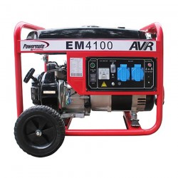 Generatore Pramac EM4100