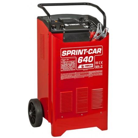Caricabatterie e avviatore Helvi Sprint Car 640