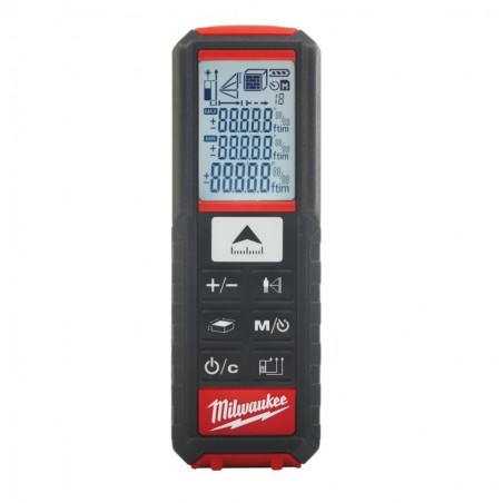 Distanziometro laser 50 mt Milwaukee LDM 50