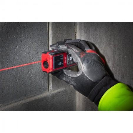 Distanziometro laser 100 mt Milwaukee LDM 100
