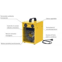 Riscaldatore elettrico B2 EPB