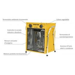 Riscaldatore elettrico B 9 EPB
