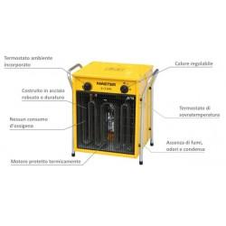 Riscaldatore elettrico B 15 EPB